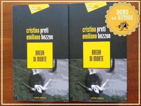 dono al BC degli autori Cristina Preti e Emiliano Bezzon